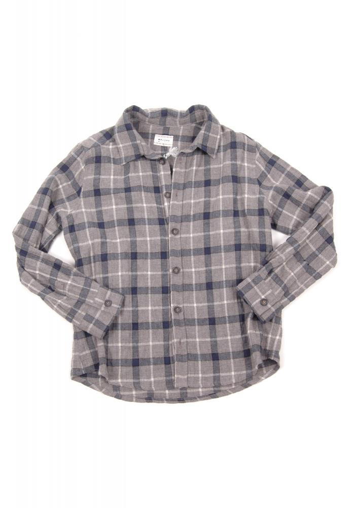 shirt david shirring grey by morley