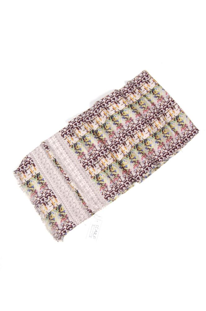 sjaal multi van scarf LAATSTE