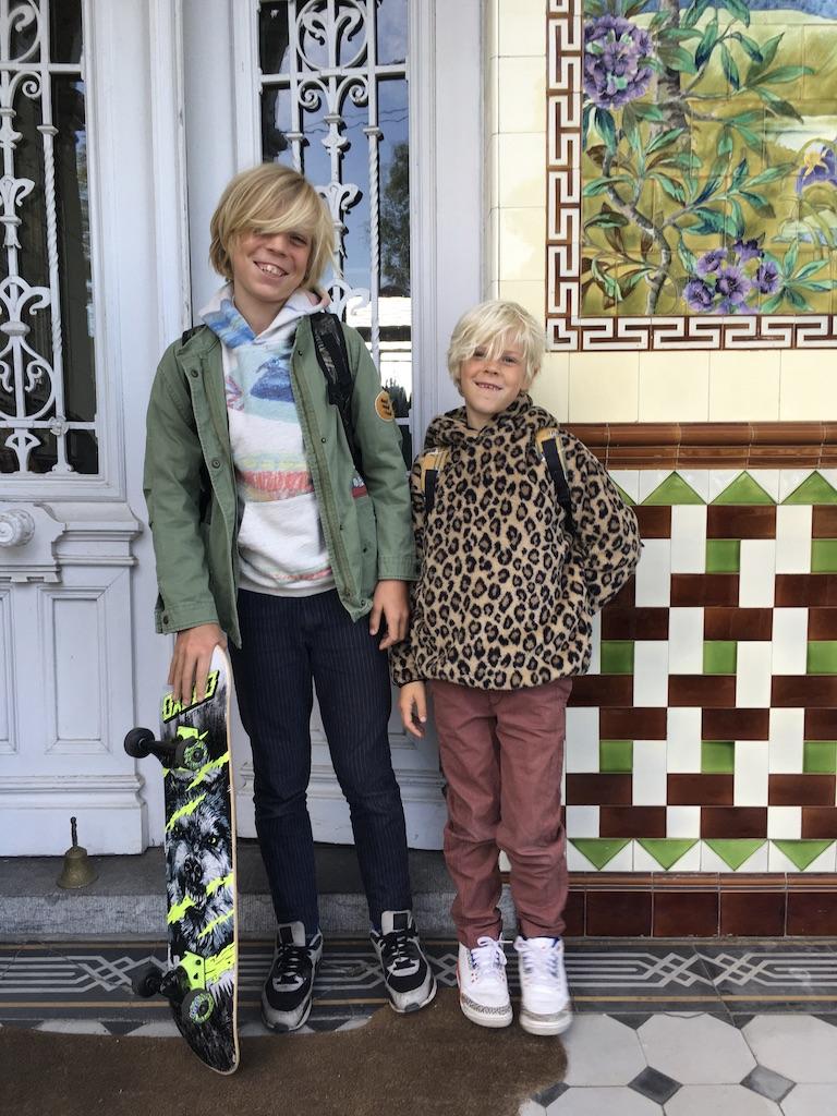 Meet the 'les belges boys'