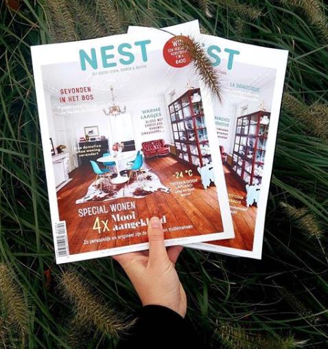 In the media: Nest december 2017