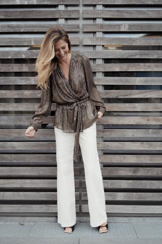 blouses en blazers